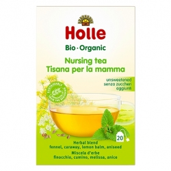 NURSING TEA, Organic, HOLLE